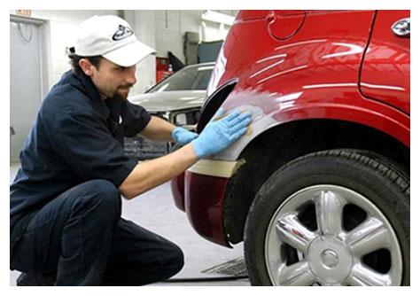 Maintenance and Collision Repair