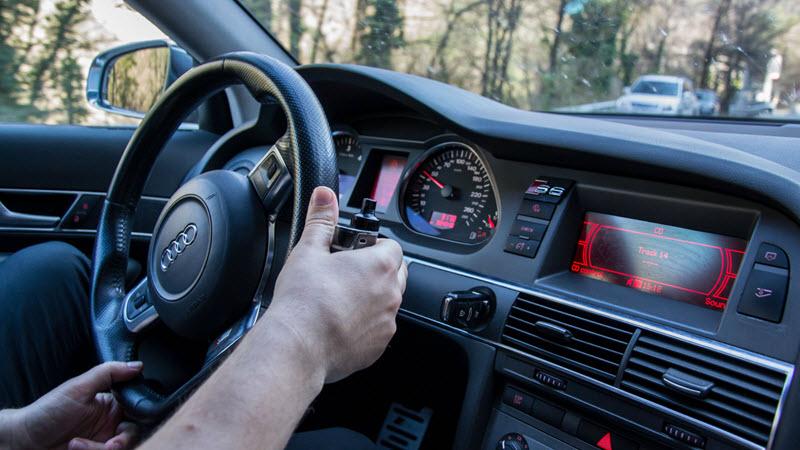 Audi Loose Steering Wheel