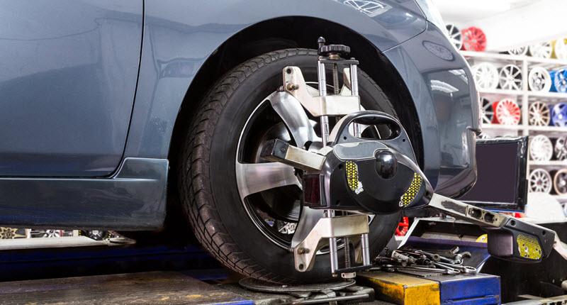 Audi Wheel Alignment