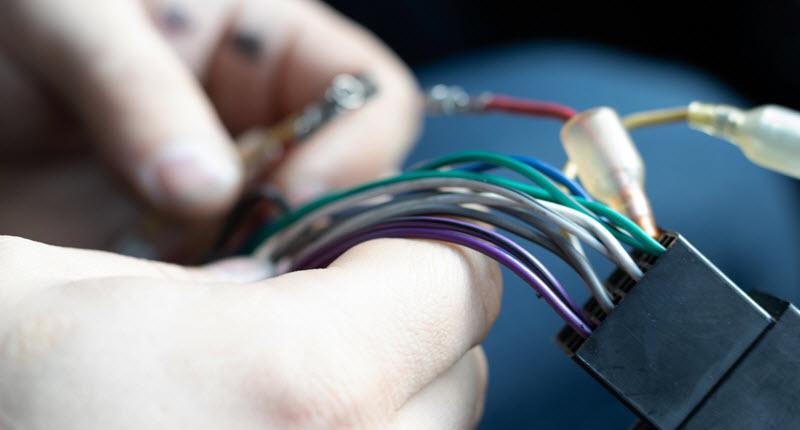 Volkswagen Wiring Harness Inspection