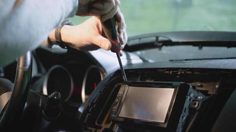 Audi Digital Dashboard Repair