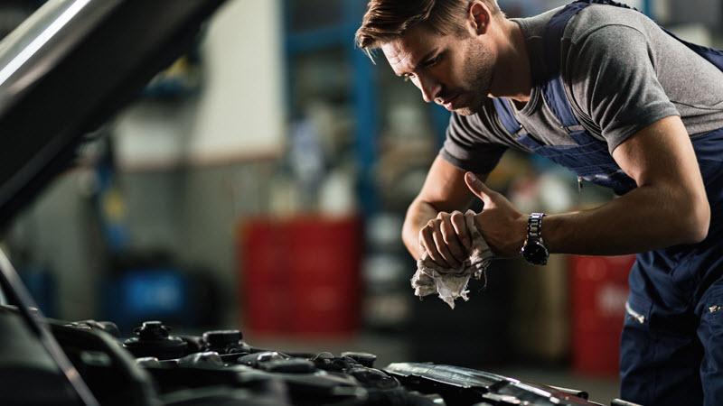 MINI Engine Mount Repair