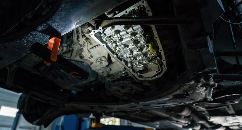 Mercedes Automatic Transmission Fluid Check